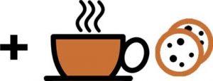 anglų kalba prie arbatos puodelio