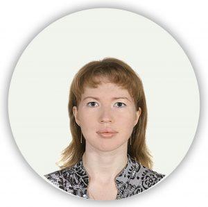 Anglų kalbos mokytoja Olga