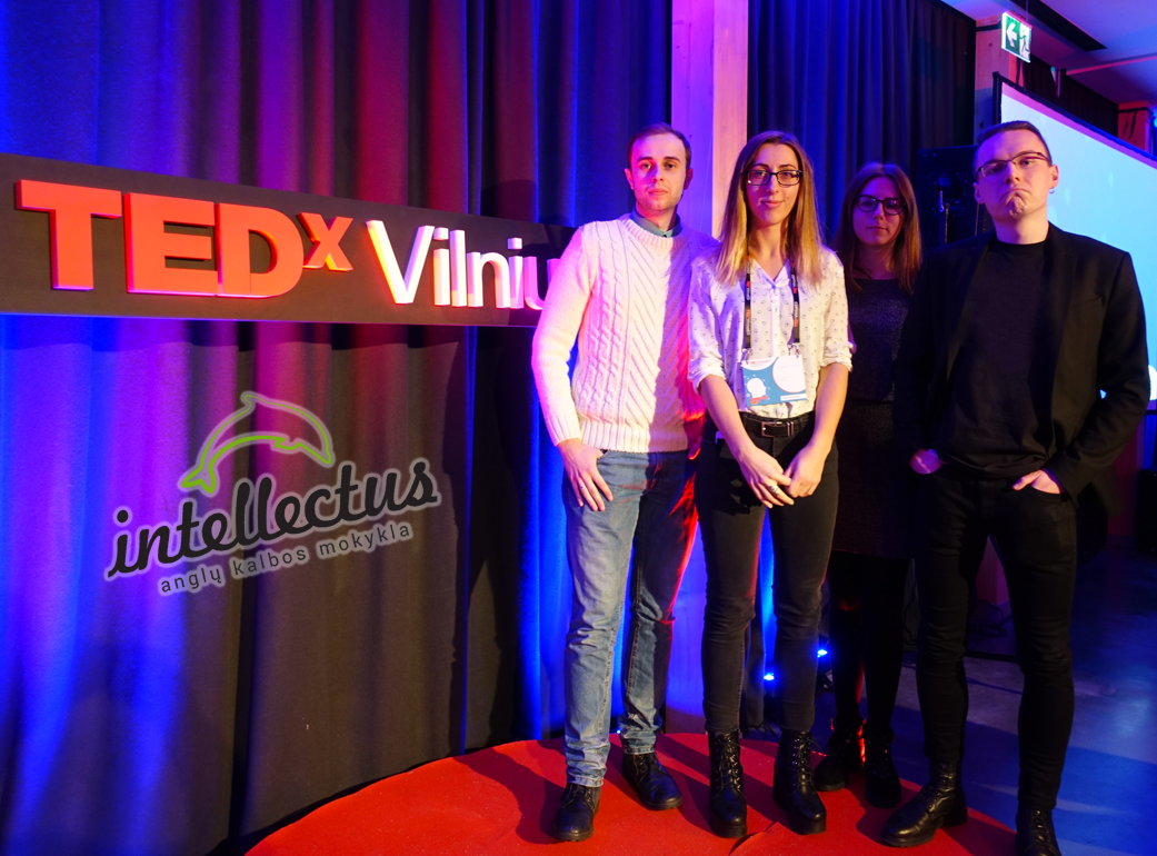 Intellectus dalyvavo TEDx Vilnius konferencijoje