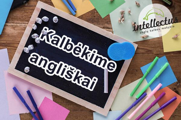 Intensyvūs vasaros anglų kalbos kursai vaikams ir paaugliams