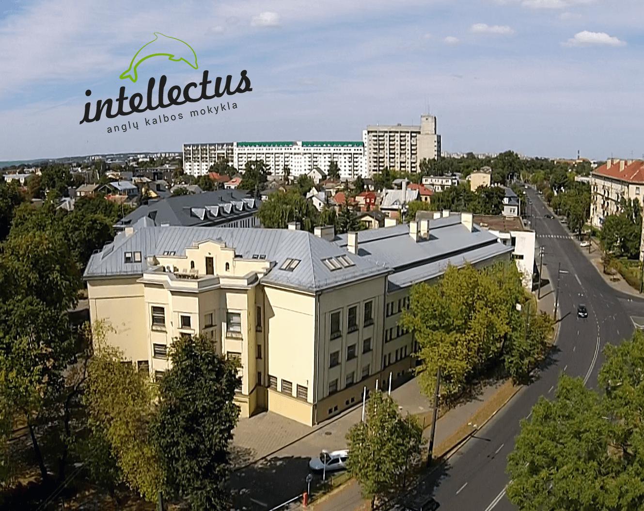 Anglų kalbos kursai Kaune nuo 2018 rudens
