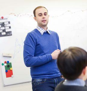 Mokytojas Vitalijus kursai vaikams