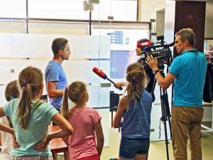 TV3 žinios apie anglų kalbos kursus Intellectus