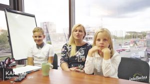 Anglų kalbos kursai Intellectus vieni geriausių Lietuvoje