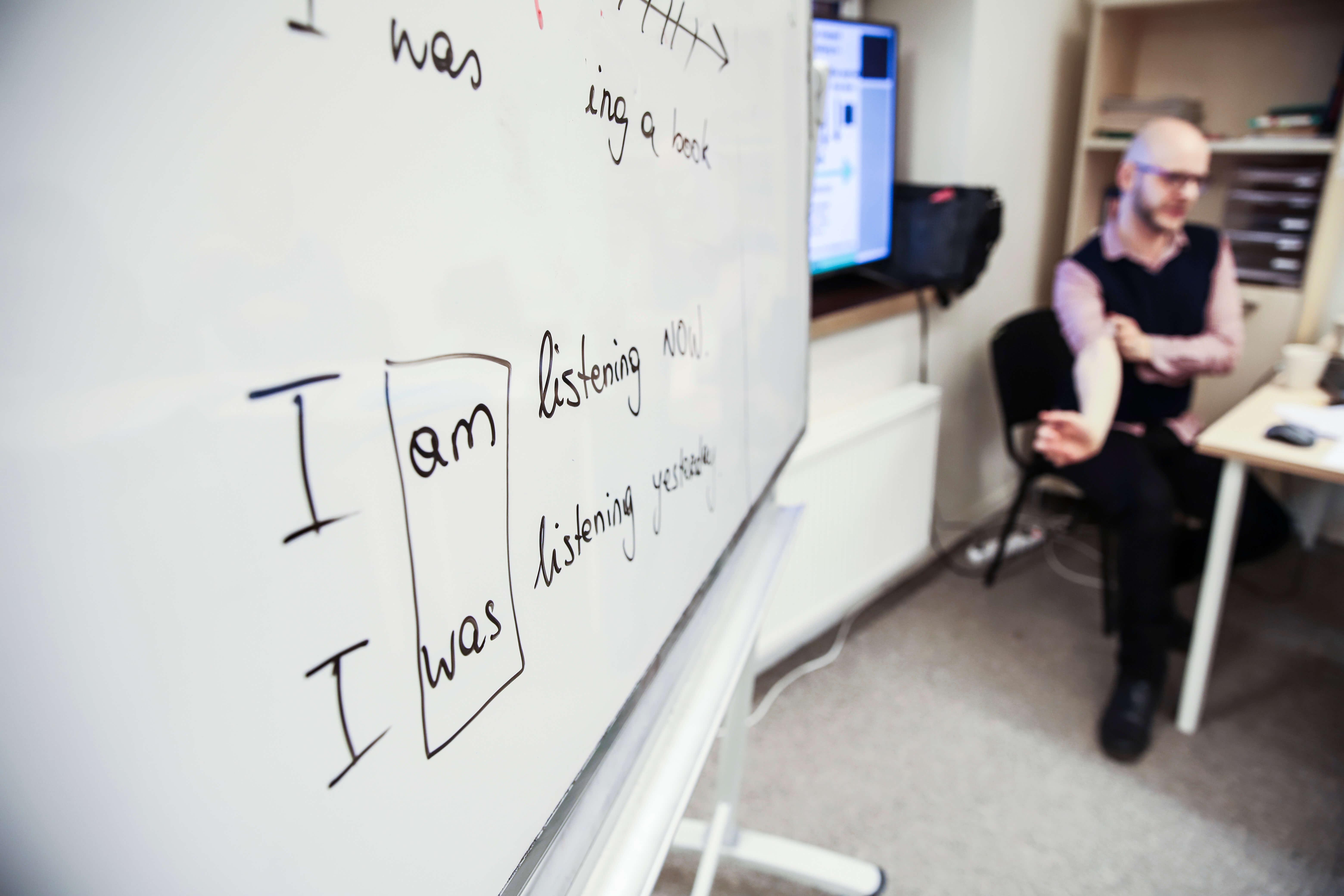 Anglų kalbos kursai darbui