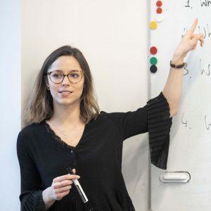 Anglų kalbos mokytoja Jūratė