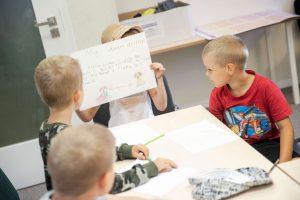 Anglų kalbos stovykla vaikams Vilniuje